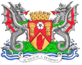 county londonderry coat of arms image